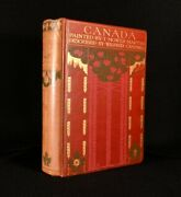1907 Canada T. Mower Martin Wilfred Campbell Illus Colour Plates 1st