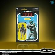 New Star Wars Vintage Collection Boba Fett Rotj 3.75andrdquo Action Figure
