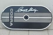 Carroll Shelby Signed Air Cleaner - Genuine Signature 100
