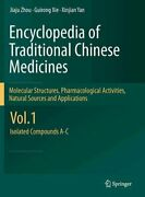 Encyclopedia Of Traditional Chinese Medicines Vol. 1 Molecular Structures...