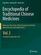 Encyclopedia Of Traditional Chinese Medicines Vol. 3 Molecular Structures...