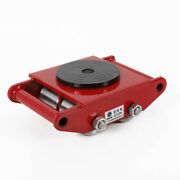 6 Ton 6t Machine Dolly Skate Machinery Mover Skates Moving Roller Trolley