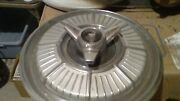 Vintage Set Of 4 1965 Plymouth Spinner Hubcaps Sport Fury Mopar Show Quality