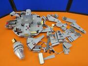 Lego Star Wars 2011 Millennium Falcon, Set Number 7965 - Incomplete Used