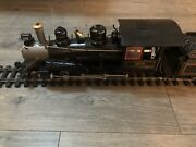Bachmann Locomotive Item 90024 Liberty Bell L Coaches Tracks And Spare Parts.
