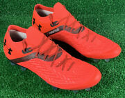 Under Armour Clone Magnetico Pro Fg Soccer Cleats 3022629-600 Mens 10.5 200