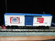 Lionel 6-16248 Budwiser Box Car Hard To Find C7 Exc 248