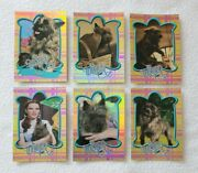 Breygent The Wizard Of Oz Series 1 Toto Trading Card Set