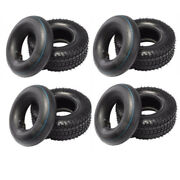 4 Set Of 9x3.50-4 Tire Tube 9x3.5-4 Scooter Lawn Mower Garden Tractor Skateboard