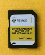Renault Tomtom Carminat Live 10.65 Sd Card Europe Europa Map 2021 - 2022 Newest