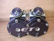 Engine-tech Pwc Billet Aluminum Sleeved Cnc Ported 2 Piston Cylinder Head