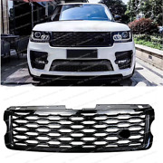 For Land Rover Range Rover Vogue Grill 2013-2017 Facelift Cover Svo Front Grille