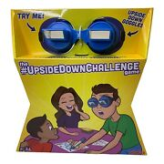 The Upside Down Challenge Game For Kids And Family With Upside Down Goggles