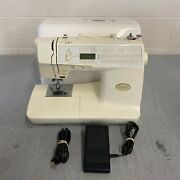 Baby Lock Encore Esn Sewing And Embroidery Machine W/ Cover