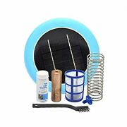 Solar Pool Ionizer For High Capacity Swimming Pools And Spas Up To 35000 Gallon