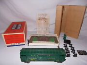 Lionel Post War 3356 Operating Horse Car And Corral + Original Box Wow Lt N50