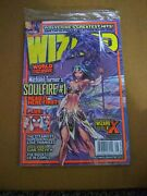 Wizard Comics Magazine 154 Aug 2004 Cover 1 Soulfire New/sealed