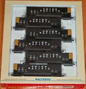 Walthers 932-5303 Bethgon 6-pack Union Pacific 1 Black Up