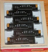 Walthers 932-5313 Bethgon 6-pack Union Pacific 2 Black Up