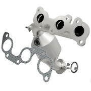 Magnaflow 50275 Exhaust Manifold With Integrated Catalytic Converter