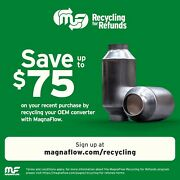 Magnaflow 452288 Reman Exhaust Manifold With Integrated Catalytic Converter