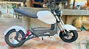 A Brand New, Powerful And Fast 3000w Gorgeous Electric Scooter - Up To 70 Km/h