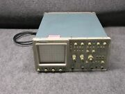 Tektronix 2445b 4-channel 200mhz Analog Oscilloscope Tested And Working