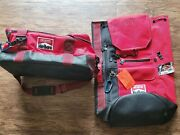Marlboro Unlimited Gear Large Duffle Bag And Back Pack Cooler Camping Hiking New