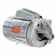 Powermasters 13131 Starter High Torque Chrome For 1961-1976 Ford Full Size New