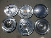1950's Buick - Dodge - Desoto - Cadillac And Others Hubcaps 6