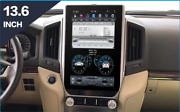 Android Gps Navigation Bluetooth Stereo Player W/cam For Toyota Land Cruiser