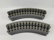 Mth Rail King O Scale Realtrax Track - 8 Curved Pieces