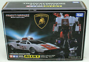 Transformers Takara Tomy Masterpiece Mp14 Red Alert Authentic Japanese