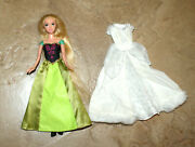 Disney Tangled Rapunzel Exclusive 12-inch Doll With A Wedding Dress And Shoes