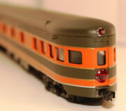 Great Northern Empire Builder Streamlined Observation Car By Ihc 9 Of 9