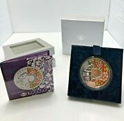 Limited Edition 1 Oz Silver Proof 2008 Rat Collectable Coin Free Postage