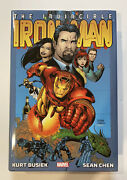 Iron Man By Kurt Busiek And Sean Chen Omnibus By Roger Stern - Hardcover
