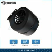 A/c Heater Blower Motor With Fan Cage 008-a37/c-42d 008-a100-93d Front