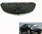 Front Grill Radiator Grill Emblem For 2013 2014 2015 Buick Lacrosse Grille Kit