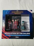 Doctor Who Figurine Collection Revolution Of The Daleks - Thirteenth Doctor Rare