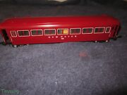 American Flyer 735 New Haven Animated Station Coach Car