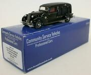 Brooklin Models 1/43 Scale Csv13 - 1934 Miller Lasalle Art Carved Funeral Coach