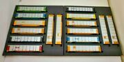 Nos High Iron Rail Productions Mixed Roads N Scale Tri-level Autorack Cars