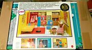 New Mattel Barbieand039s Dream House 75th Anniversary Doll House And Accessories 1962