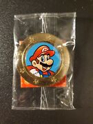 Frankford Wonderball Mario Coin Sealed Complete Your Set Free Shipping Super