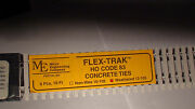 Ho Micro-engineering 10-105 Concrete Ties Code 83 Track Non Weathered