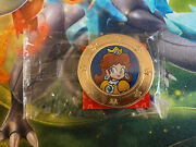 Super Mario Frankford Wonder Ball Collectable Coin - Daisy - Sealed/unopened