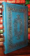 Goldsmith, Oliver She Stoops To Conquer Easton Press 1st Edition 1st Printing