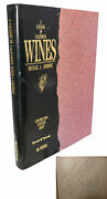 Michael A. Amorose A Catalog Of California Wines Signed 1st 6th Edition