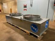 Bac Direct Drive Double 42 5 Hp Fans For Chiller Or Cooling Tower Hvac Unit